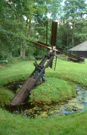 Zuid, Giethoorn, Foto: W. Jans (19-06-2001). | Database Nederlandse molens