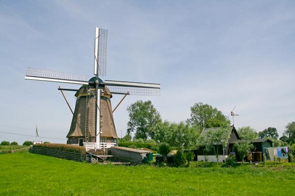 Broekzijdse Molen, Abcoude, Ton Koorevaar (22-6-2010) | Database Nederlandse molens