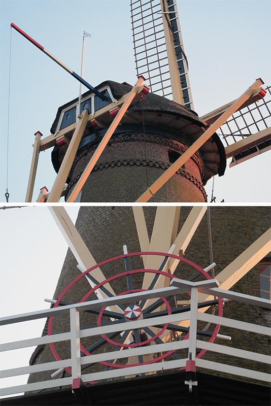 De Hoop, Loenen aan de Vecht, Piet Glasbergen (21-11-2013) | Database Nederlandse molens
