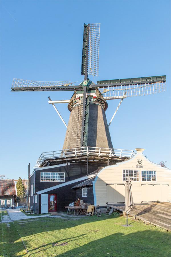 De Ster Utrecht Nederlandse Molendatabase