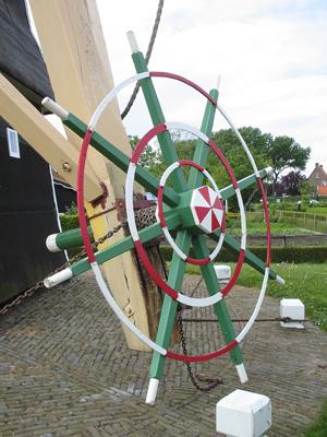 (zeskante molen), Aagtekerke, Rob Pols (15-5-2007) | Database Nederlandse molens