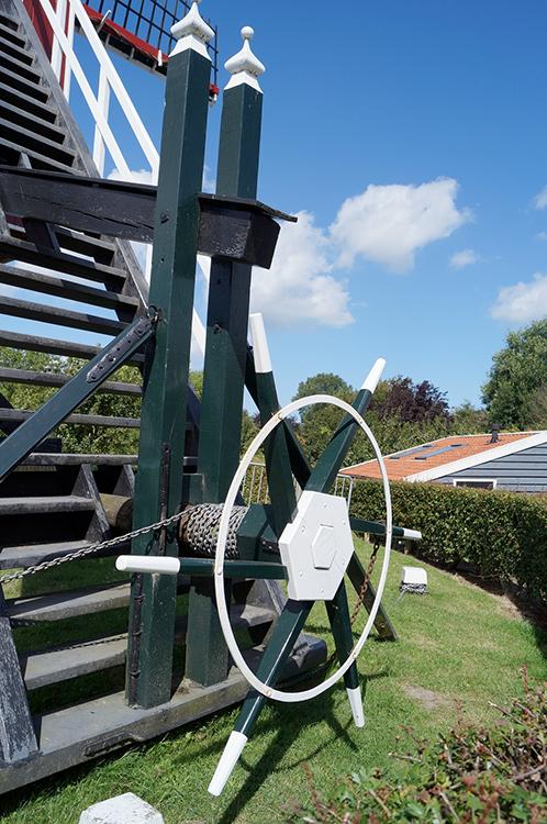 (standerdmolen), Retranchement, Boukje van Leijen (20-8-2016) | Database Nederlandse molens