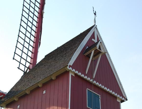 (standerdmolen), Retranchement, Rob Pols (03-08-2007) | Database Nederlandse molens