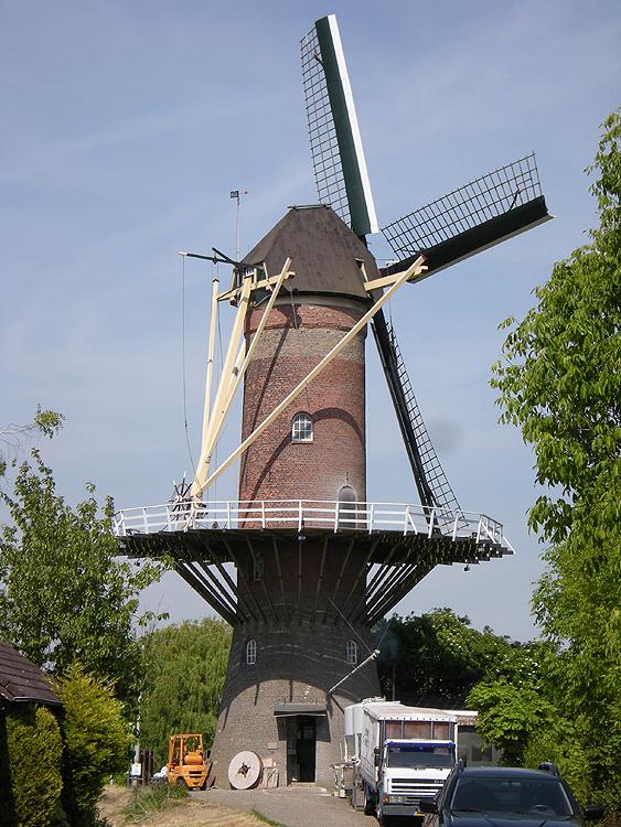 De Hoop, Wolphaartsdijk, Marianne Doense-van Doornik (17-5-2014)   Database Nederlandse molens