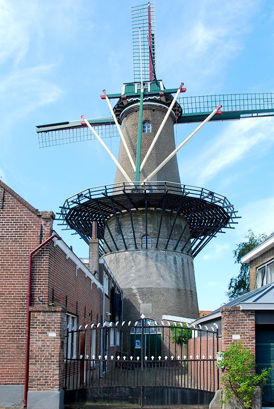 De Hoop, Zierikzee, Harmannus Noot (23-8-2015) | Database Nederlandse molens