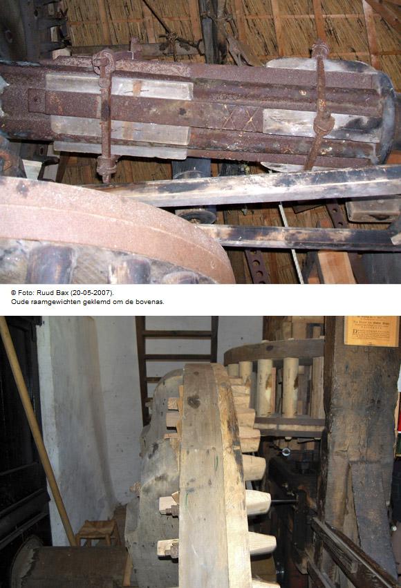 Stevenshofjesmolen, Leiden, Rob Pols (21-09-2009) | Database Nederlandse molens
