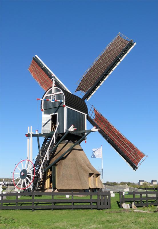 Munnikkenmolen, Leiderdorp, William Bouter (28-10-2018) | Database Nederlandse molens