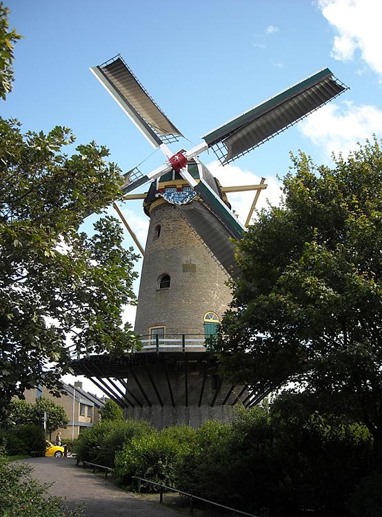 De Vier Winden, Monster, Charles Stokman (21-7-2012)   Database Nederlandse molens