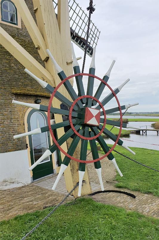 De Swaen (vh. Windlust), Nieuw-Beijerland, Pieter Zuijkerbuijk (19-10-2019) | Database Nederlandse molens