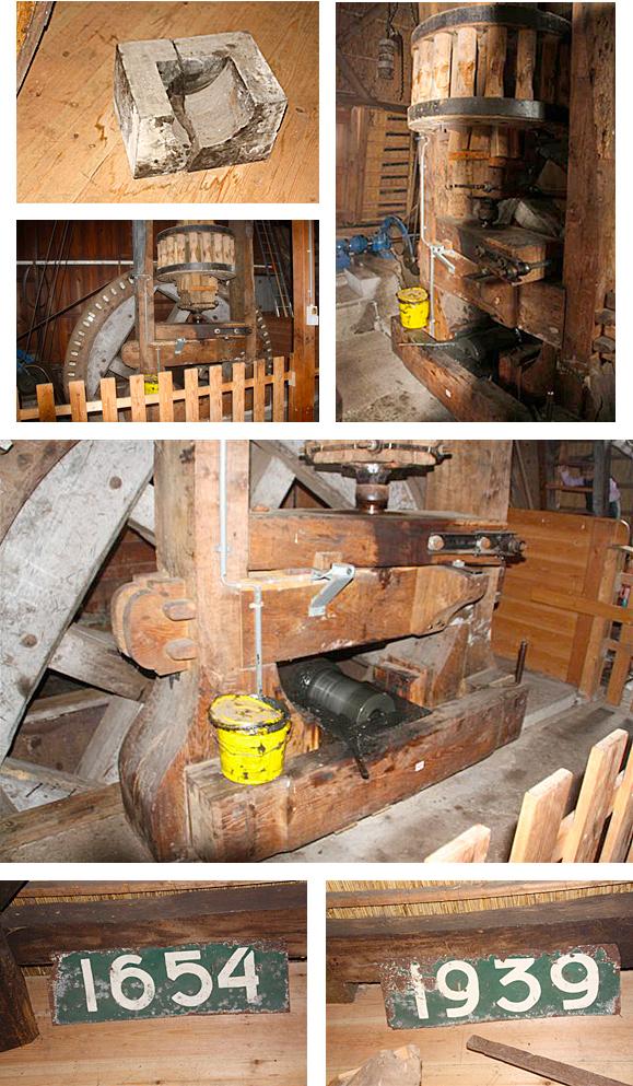 Hogeveensemolen, Noordwijkerhout, Peter Warmerdam (14-12-2010) | Database Nederlandse molens