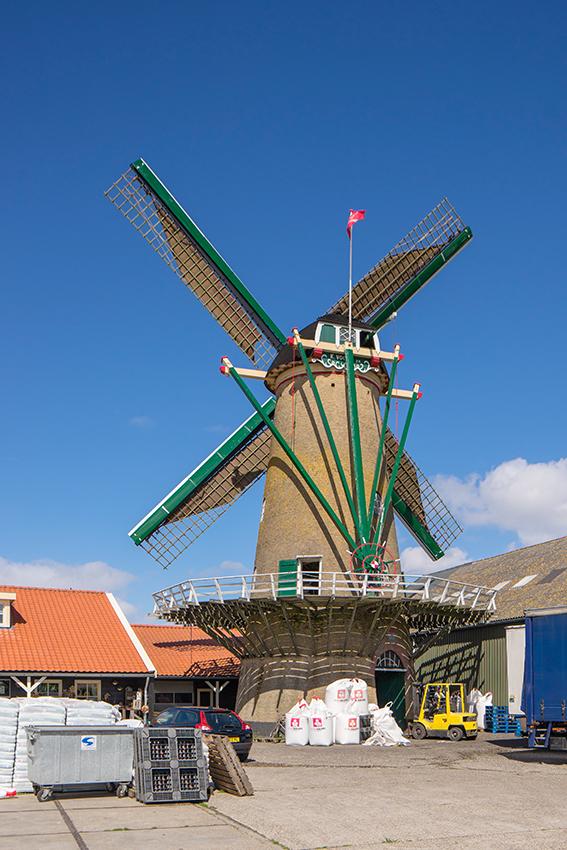 De Hoop, Ouddorp, Marcel van Nies (17-4-2017) | Database Nederlandse molens