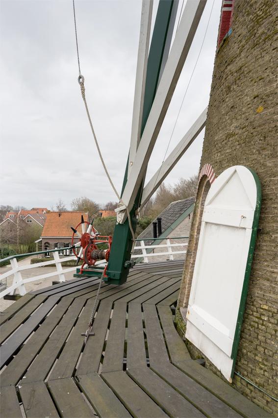 De Zwaan, Ouddorp, Marcel van Nies (16-3-2019)   Database Nederlandse molens