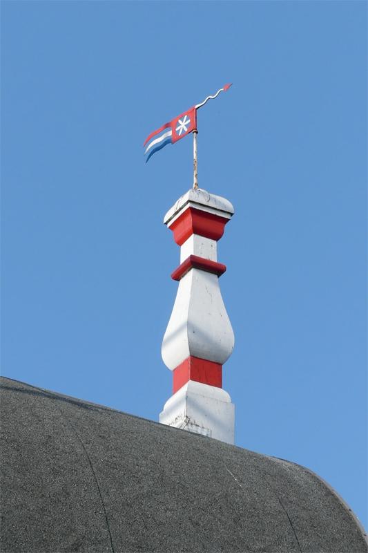 Oukoopse Molen, Oukoop (Reeuwijk), Piet Glasbergen (29-10-2019) | Database Nederlandse molens