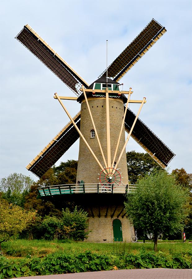 De Speelman, Rotterdam-Overschie, Frank Hendriks (14-4-2019) | Database Nederlandse molens