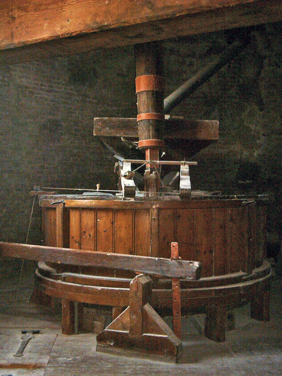 Aeolus, Vlaardingen, Rob Simons (5-4-2006) | Database Nederlandse molens