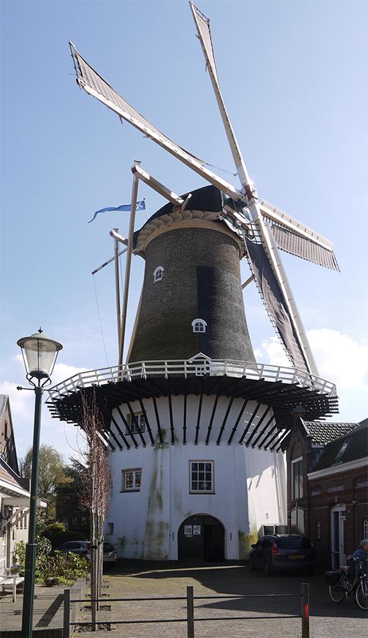 Windlust, Wassenaar, Matthieu Hoogduin (5-4-2014) | Database Nederlandse molens