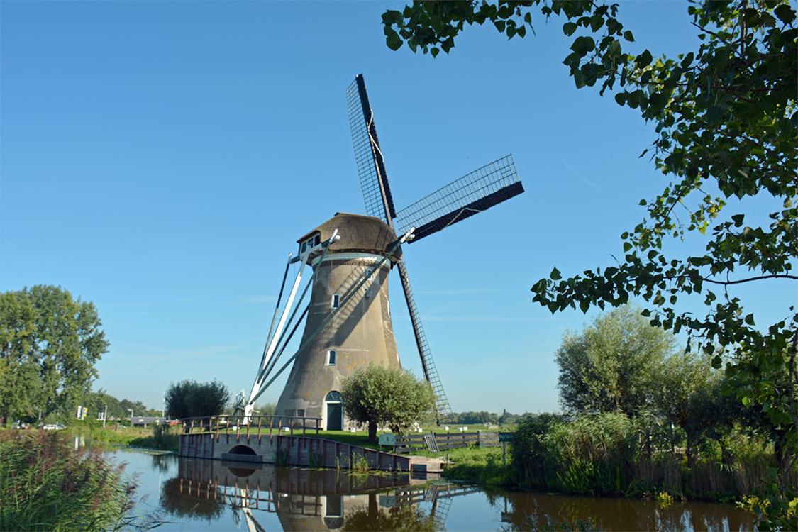 Boezemmolen No. 6, Haastrecht | Nederlandse Molendatabase