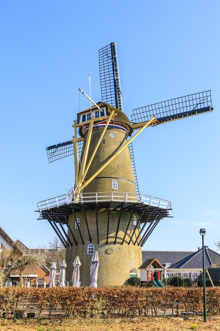 Den Arend, Bergambacht, Pieter Zuijkerbuijk (6-10-2018)   Database Nederlandse molens